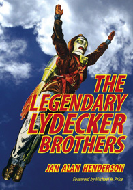 Book Review: The Legendary Lydecker Brothers
