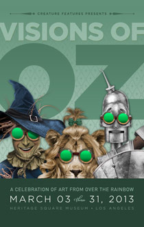 Visions of Oz: A Celebration of Art from Over the Rainbow