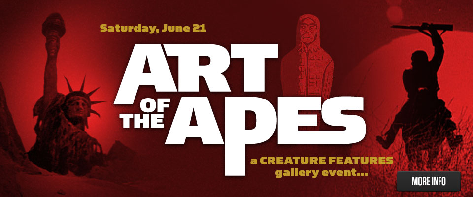 Art of the Apes banner